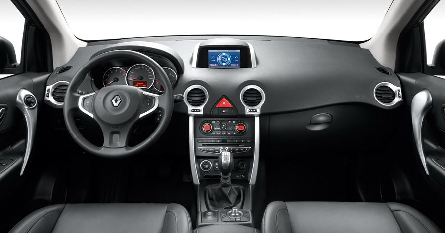 Renault Koleos 2011. 2011 Renault Koleos - Review,