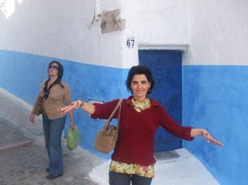 Portuguesa Participante No Final Do Encontro E J Em Rabat