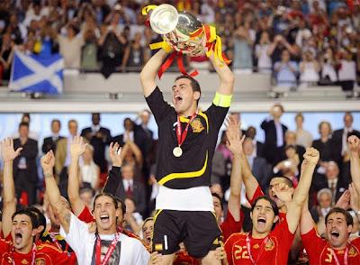Campeones de Europa 2008
