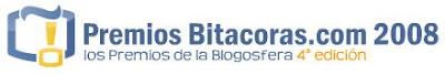 Premios Bitacoras.com 2008