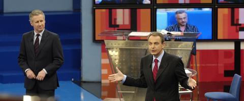 Tengo una pregunta para usted, Zapatero