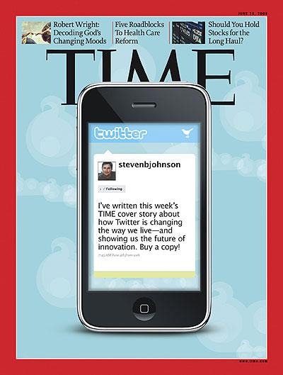 Twitter en Time