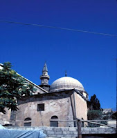 Makam Syaikh Muhi al-Din Ibn al-Arabi Mausoleum Damascus Syria
