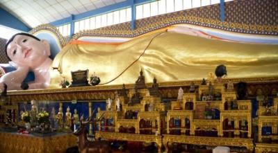 reclining buddha penang