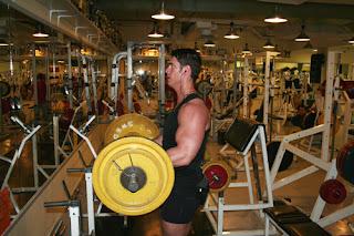 athletic gym malmö