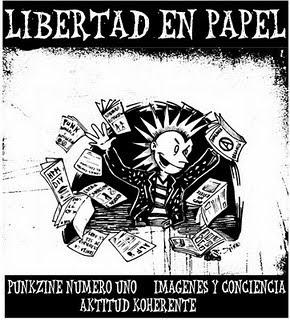 LIBERTAD EN PAPEL ZINE Nº 1.