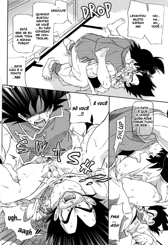Dragon Ball Z Ver porno comics