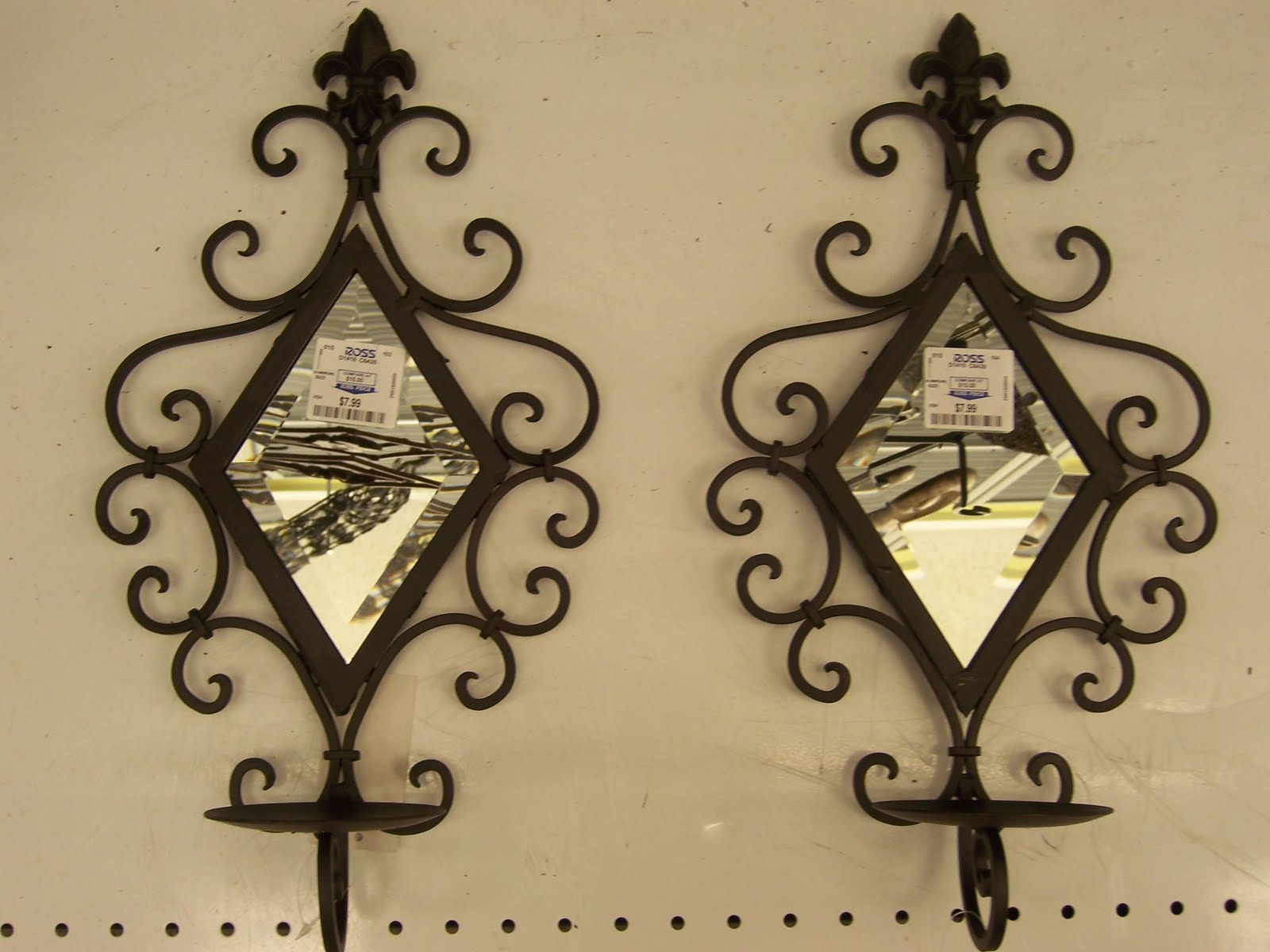 Luscious Life & Decor: New Obsession: Candle Wall Sconces