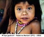 Indiazinha Guarani