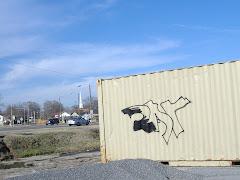"""Gang graffiti or """"just"""" 'tagging?'"""