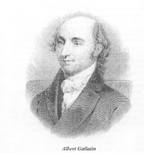 Albert Gallatin, early American statesman
