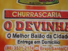 CHURRASCARIA O DEVINHA