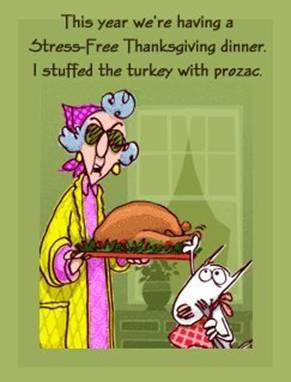 Maxine Does Thanksgiving