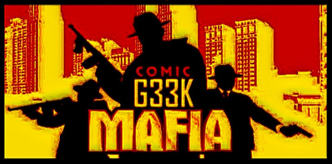 Comic Geek Mafia