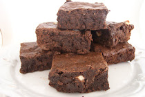 """Baked"" brownies"