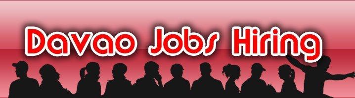 Davao Jobs Hiring 2010