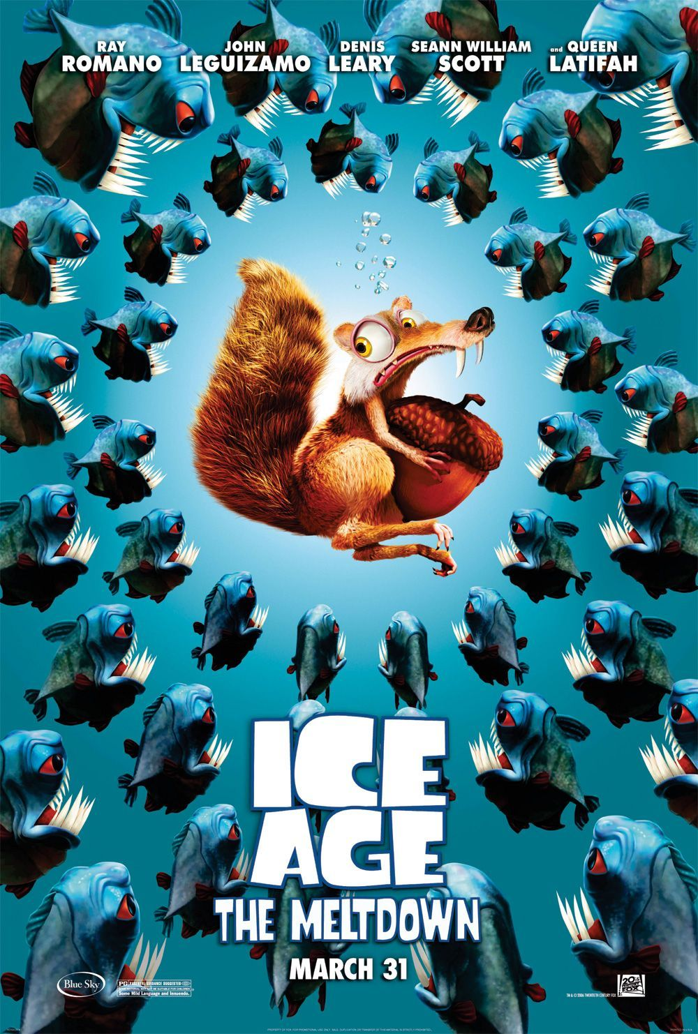 Ice Age - 2: The Meltdown (2006) : (mpdb)