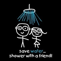 shower with a friend