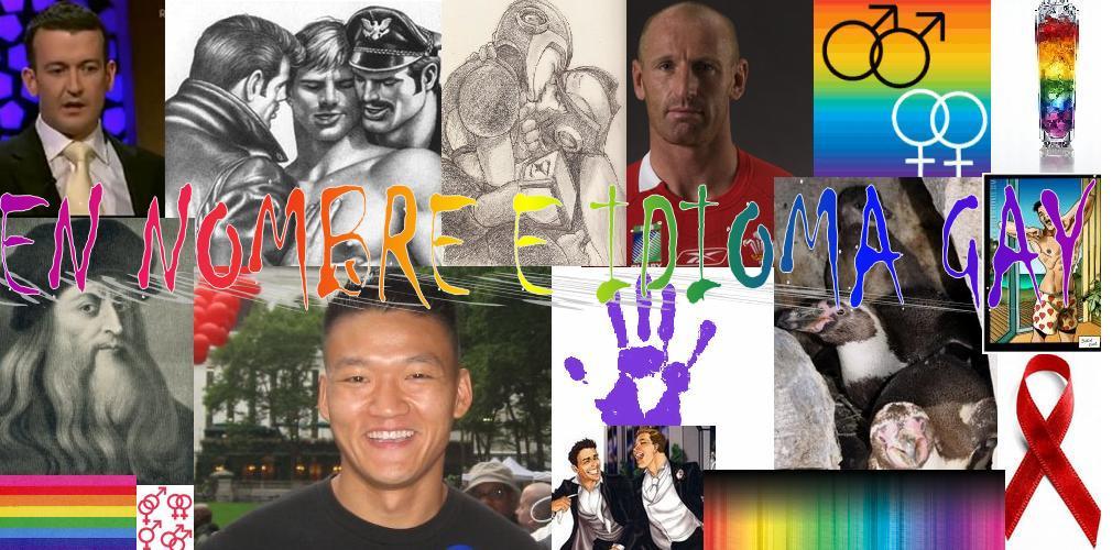En nombre e idioma gay