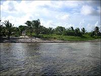 Flying Fisherman Beachfront Lot Ambergris Caye