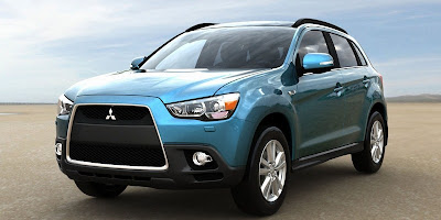 2011 Mitsubishi ASX