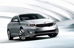 2011 Kia Magentis optima