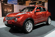 2011 Nissan Juke The production version of the very unusually designed Juke .