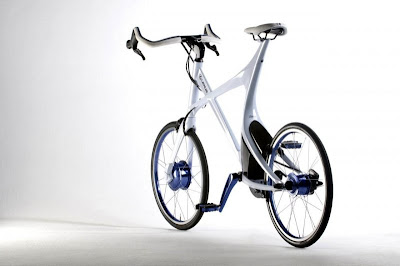 Lexus hybrid bike