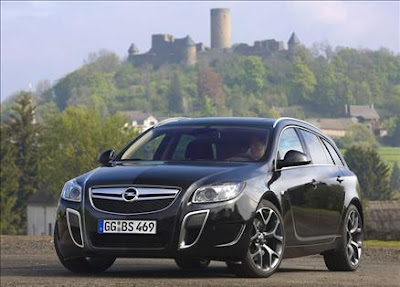 2010 Opel Insignia OPC Sports Tourer