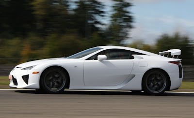 Corvette Stingray Wheelbase on Lexus Lfa Specifications And Price   Garage Car