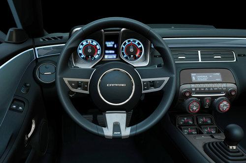 2010 Chevrolet Camaro interior photos