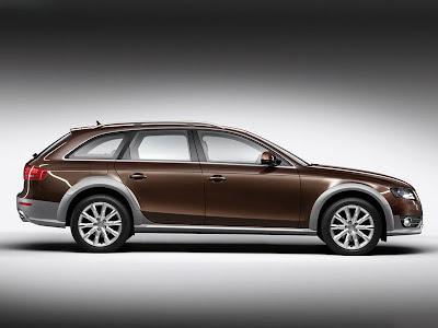 Audi A4 Allroad Official