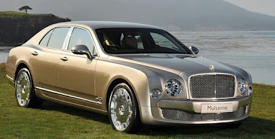 bentley mulsanne news