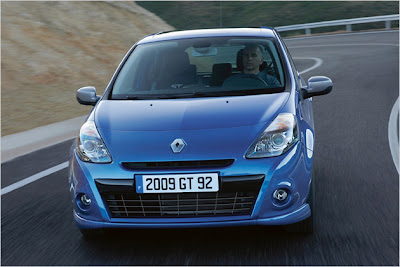 2010 Renault Clio GT and facelift details