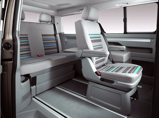 car news car reviews vw california beach now equipped with up roof. Black Bedroom Furniture Sets. Home Design Ideas