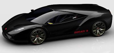 Ducati 6098 R concept photos