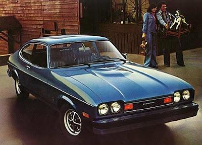 Mercury Capri 1970