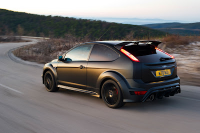 Ford Focus RS Hybrid