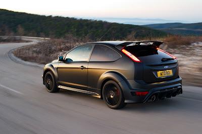 Ford Focus RS Hybrid