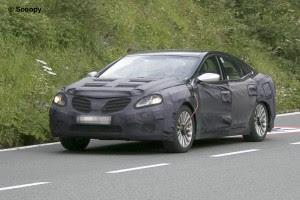2012 Hyundai Azera (Grandeur) Spyshots