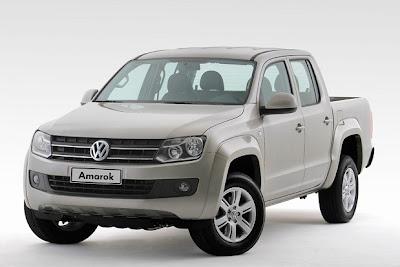 VW launches Amarok Trendline