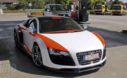 Audi R8 2011 RS version