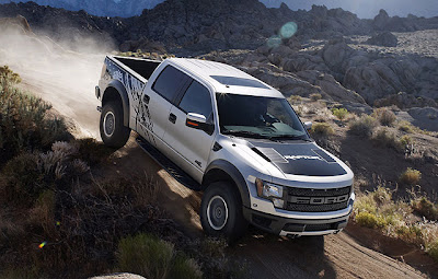 Ford reveals SuperCrew F-150 Raptor