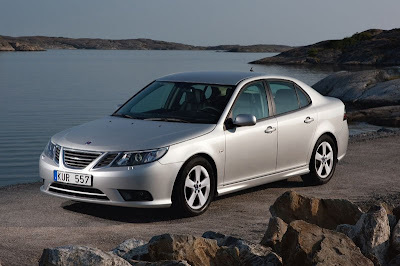 Upgraded design 2012 Saab 9-3 Sedan new specs and photos