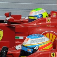 GP Italy 2010 , Monza and Alonso wins again in race for title