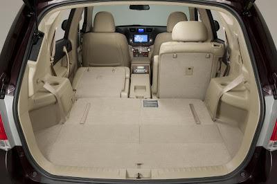 U.S. sales begin in the renewed 2011 Toyota Highlander