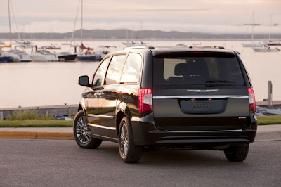 2011 New Chrysler Grand Voyager