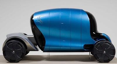 2012 Green Concept Renault Kidma pictures