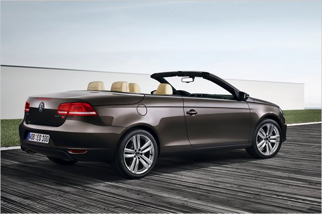 sport car 2011 volkswagen eos coupe cabriolet has a new led lights. Black Bedroom Furniture Sets. Home Design Ideas