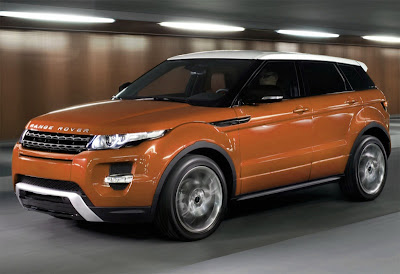 Range Rover Evoque  5-Doors
